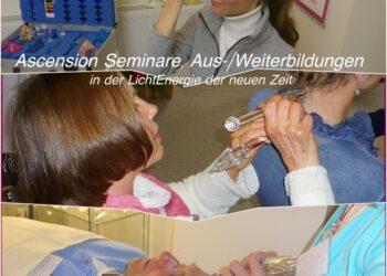 Ascension-Dreifaltigkeitsflamme-Master-Ausbildung