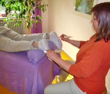 Ascension-LichtEnergie-Massage-Füße