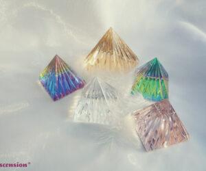 Ascension-LichtKristall-Pyramiden