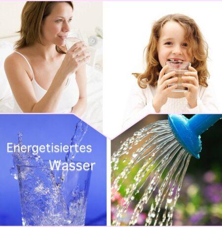 Ascension-Collage-energetisiertes Wasser I