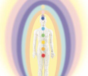 Feinstoffliche Energiekörper-aura-chakrken-meridiane