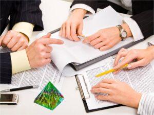 Grüne Pyramide - Business