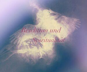 Reichtum -Spiritualität angel-1642694
